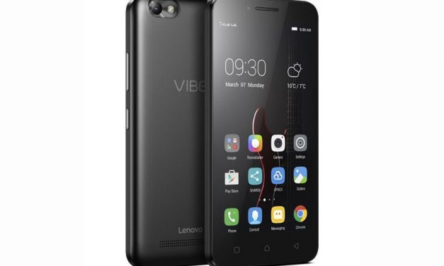 Lenovo Vibe C launched in India with a MRP RS. 6,999