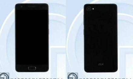 Lenovo ZUK Z2 certified to come with Snapdragon 820 SoC