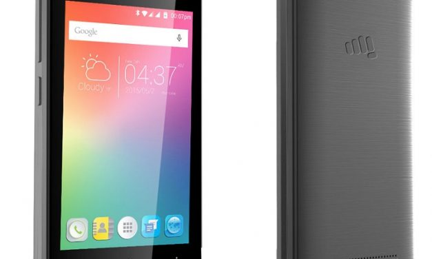 Micromax Bolt Supreme with 3.5 inch screen launched for Rs. 2,749