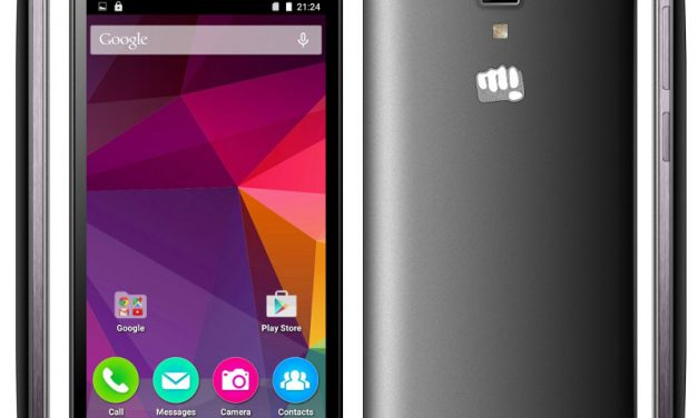 Micromax Canvas XP 4G with 5 inch screen launched at Rs. 7,499