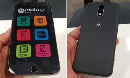Motorola Moto G4 Plus retail box leaked, to come with 2GB RAM