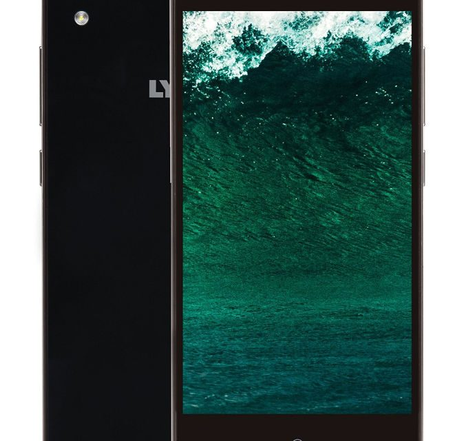 Reliance LYF Water 5 launched in India for Rs. 11,699, packs 13 MP cam