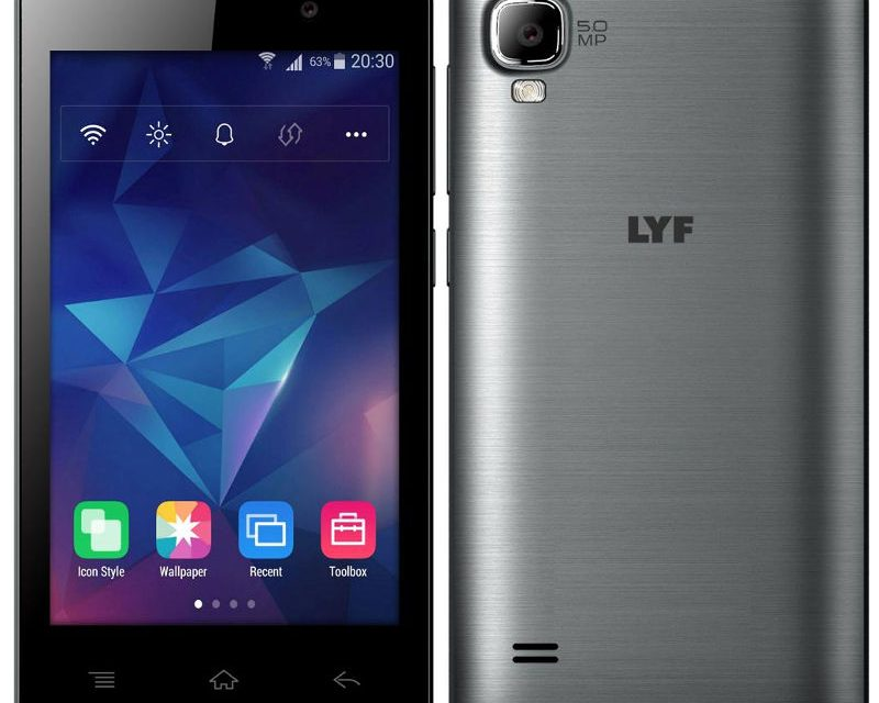 Reliance LYF Flame 3 cheapest VoLTE smartphone launched at Rs. 3,999