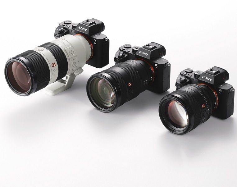 Sony G Master full-frame lenses launched in India, price starts at Rs. 129990