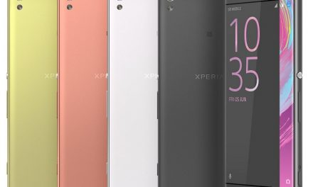Sony Xperia XA with 5 inch HD screen launched in India at Rs. 20,990