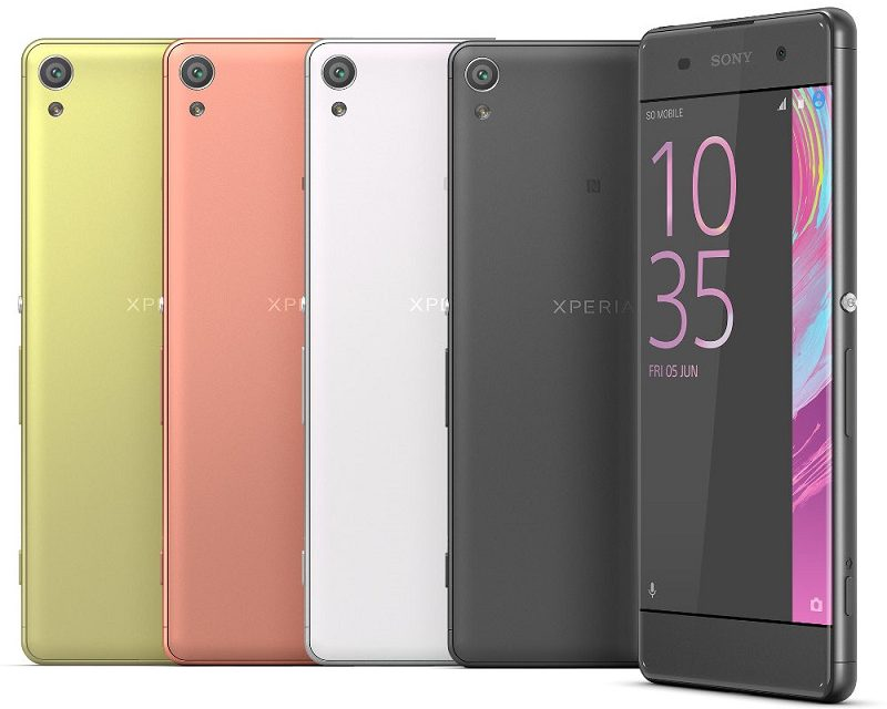 Sony Xperia XA Dual Sim goes on sale in India for Rs. 19,990