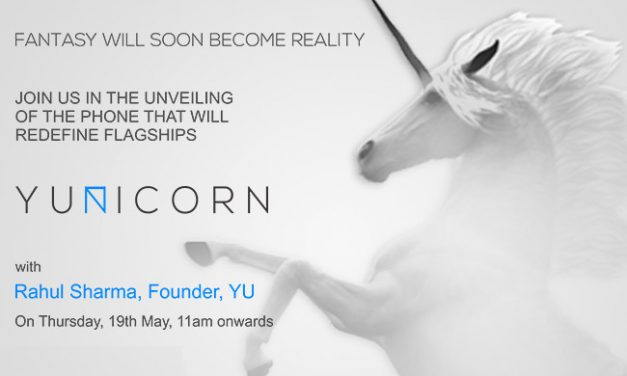 YU Yunicorn launch delayed, will not be launched on 19 May