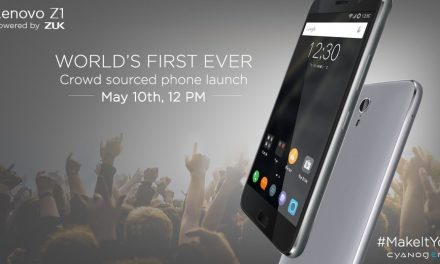 Lenovo Zuk Z1 to be launched in India today, check out the live stream
