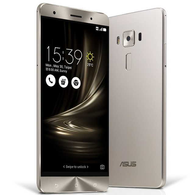 Asus Zenfone 3 Deluxe with 6GB RAM announced for $499