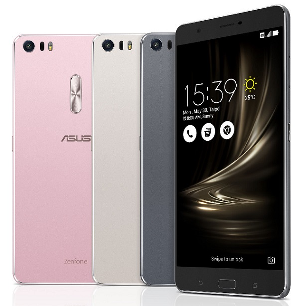 Asus Zenfone 3 Ultra ZU680KL launched in at Rs. 49,999