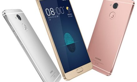 Gionee S6 Pro with Helio P10, 4GB RAM launched in China