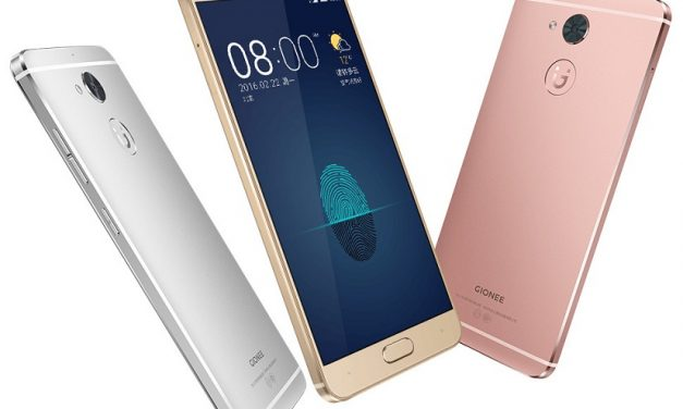 Gionee S6 Pro officially launched in India, priced at Rs. 23,999