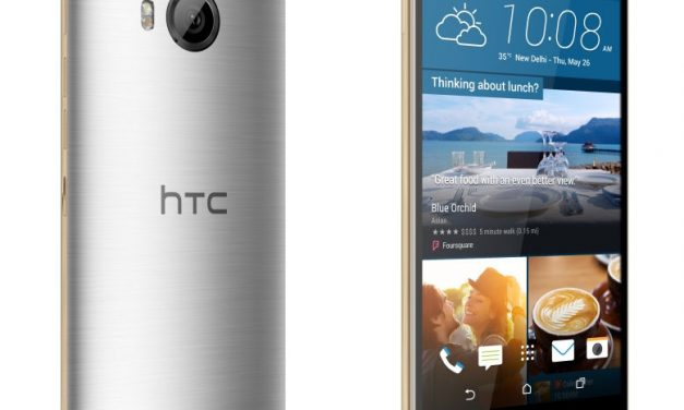 HTC One M9+ Prime Camera Edition launched in India for Rs. 23,990