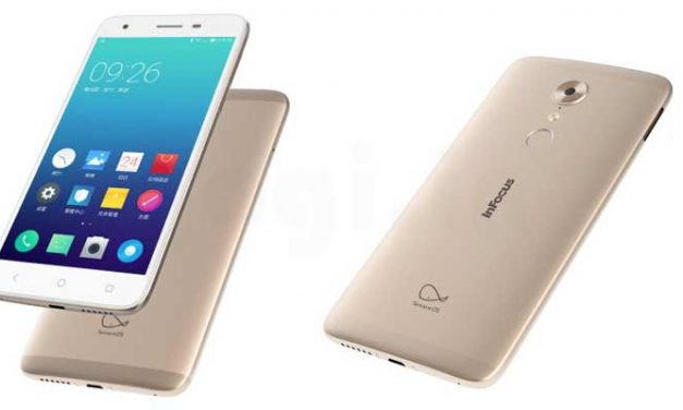 InFocus S1 with 4GB RAM, Helio P10 SoC launched in China