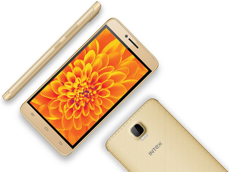 Intex Aqua Sense 5.1 with 5 inch screen launched in India at RS. 3,999