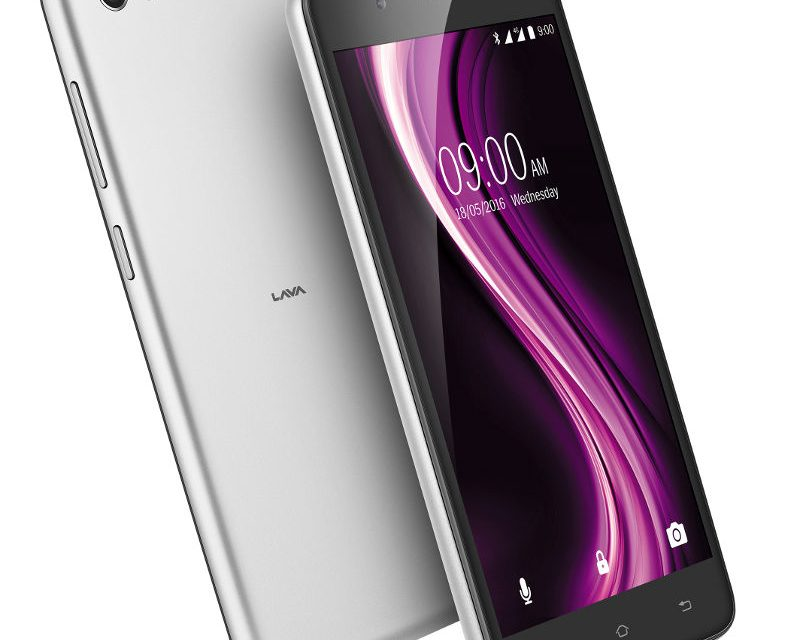 Lava X81 with Android 6 Marshmallow,  4G LTE launched at RS. 11,499