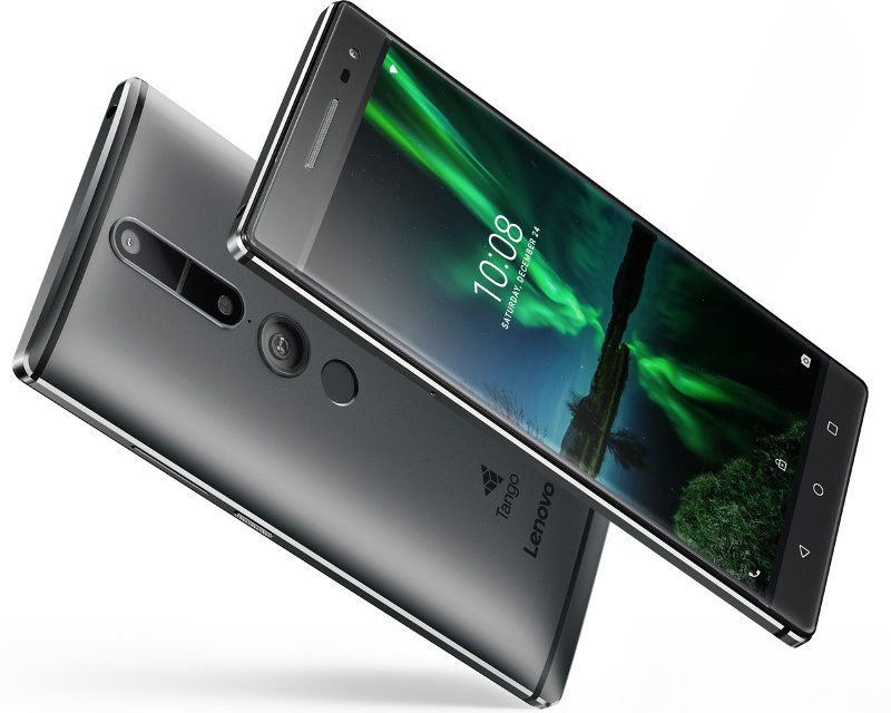 Lenovo PHAB 2 Pro, first Google Tango smartphone announced for $499