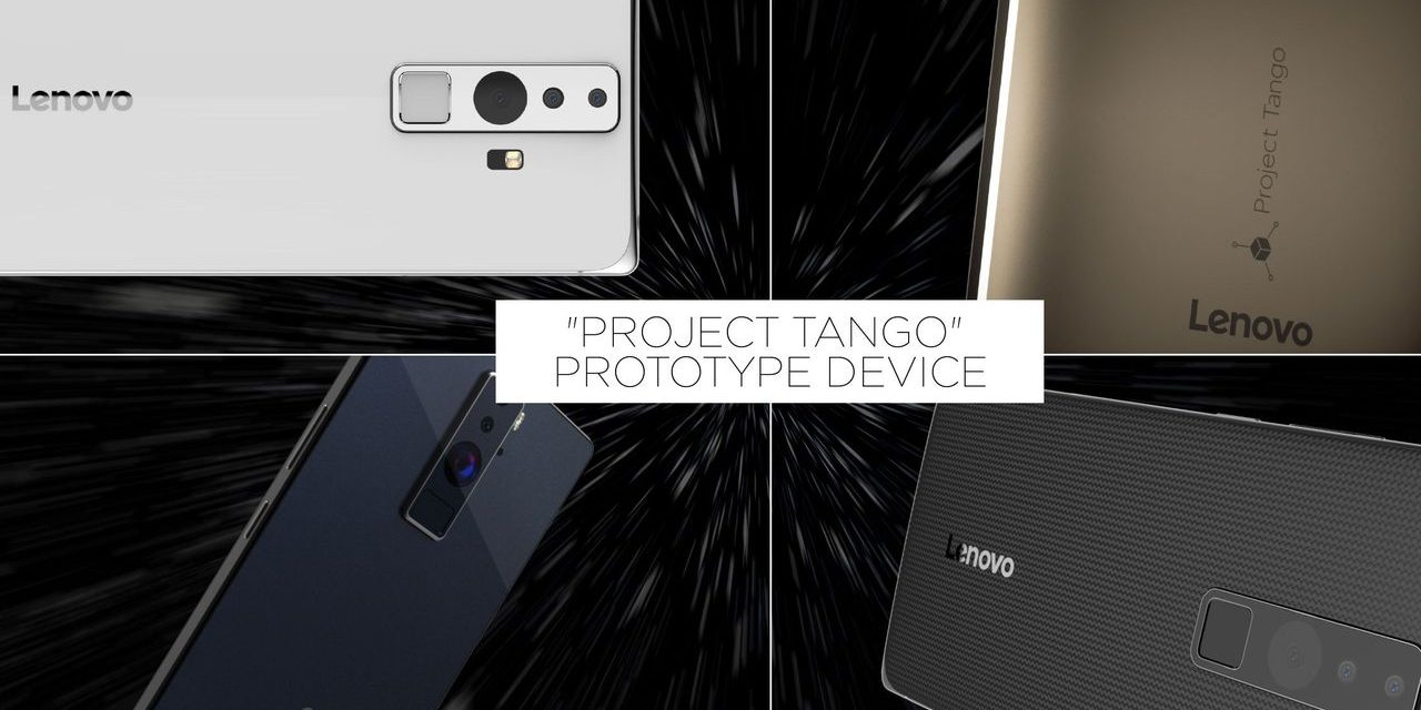 Lenovo PHAB 2 Pro will be first Google Project Tango smartphone