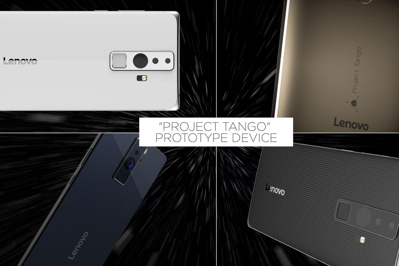 Lenovo Phab2 Pro: The First Smartphone With Google Tango