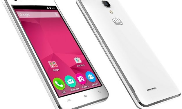 Micromax Bolt Selfie Q424 with 4.5 inch screen launched for Rs. 4,999