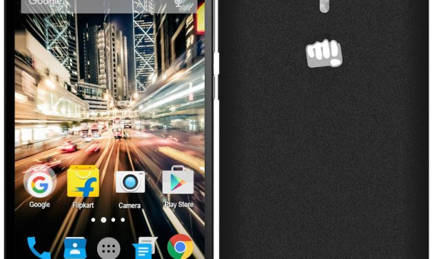 Micromax Canvas Amaze 2 with 2GB RAM launched at Rs. 7,499