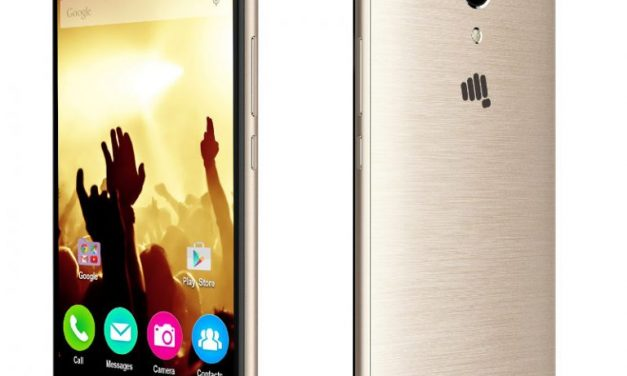 Micromax Canvas Fire 5 launched in India for Rs. 6,199