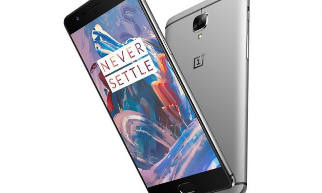 OnePlus 3 launched in India for Rs. 27,999, available on Amazon