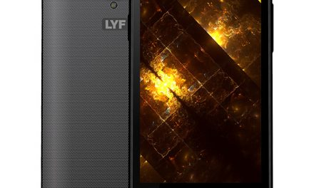Reliance LYF Flame 5 with 4G VoLTE, 4 inch screen launched at Rs. 3,999