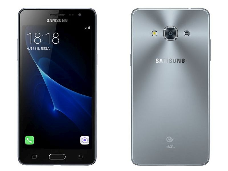 Samsung Galaxy J3 Pro with 5 inch HD screen announced in China
