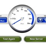 Google testing internet speed test tool in search result