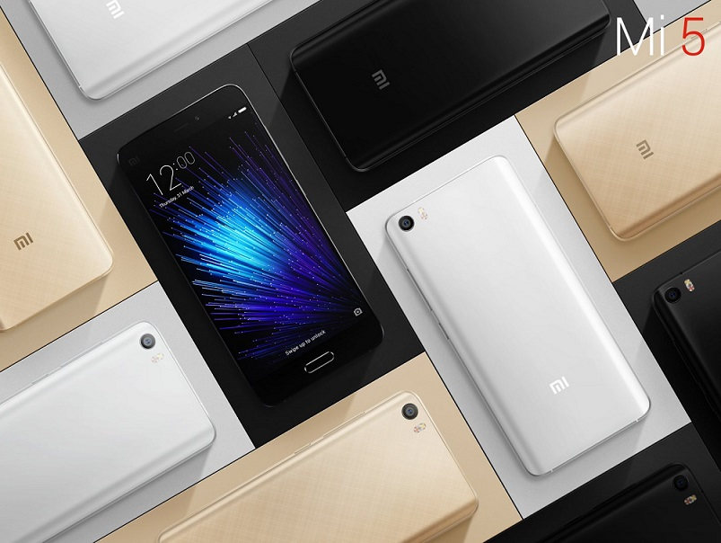 Xiaomi Mi 5 Black colour to go on sale in India from tomorrow