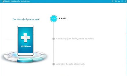 Review : EaseUS Mobisaver for Android free data recovery