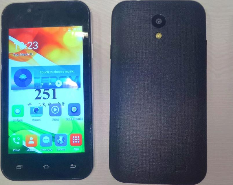 Ringing Bell to deliver 2 Lakh units of Freedom 251 from 30 June