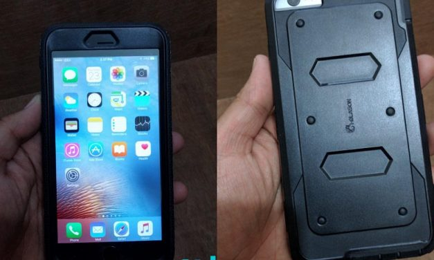 Review : i-Blason Armorbox case for iPhone 6S Plus