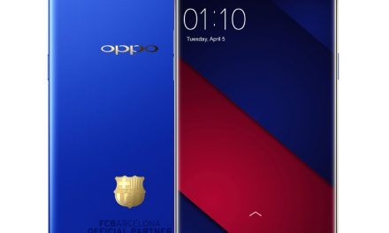 OPPO F1 Plus FC Barcelona Edition with 18K gold logo announced