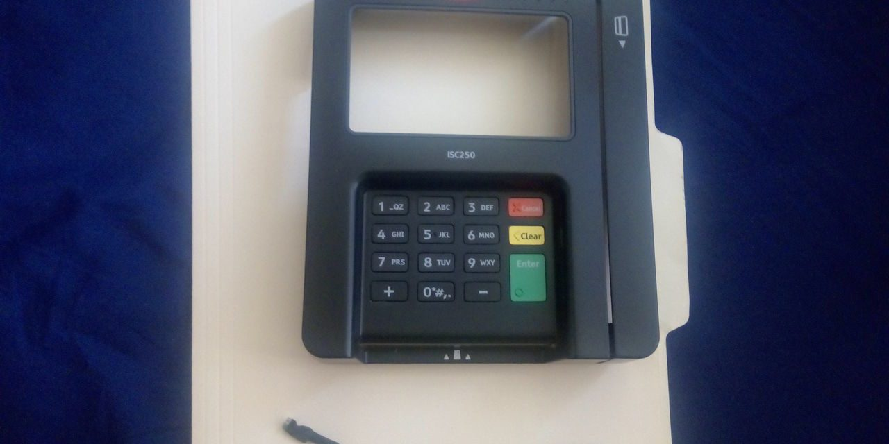 Ingenico iSC250 Skimmers Found at Walmart, Inspect POI Devices