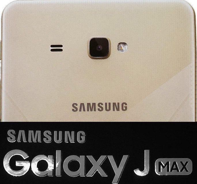 Samsung to launch new Samsung Galaxy J Max soon