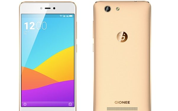 Gionee F103 Pro available via official website in India for Rs. 11,999