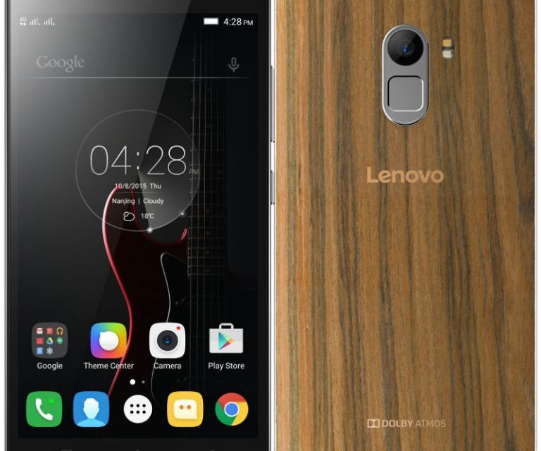 Lenovo K4 Note Wooden Edition launched, priced at Rs. 11,499