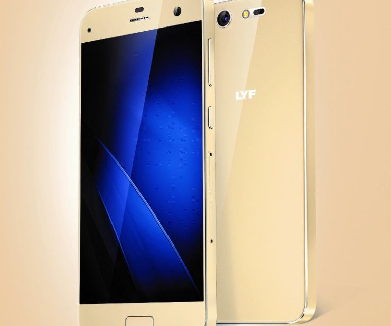 Reliance LYF Earth 2 with 13 MP cameras launched at Rs. 19,999