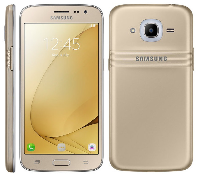 Samsung Galaxy J2 (2016) with smart glow ring goes official in India