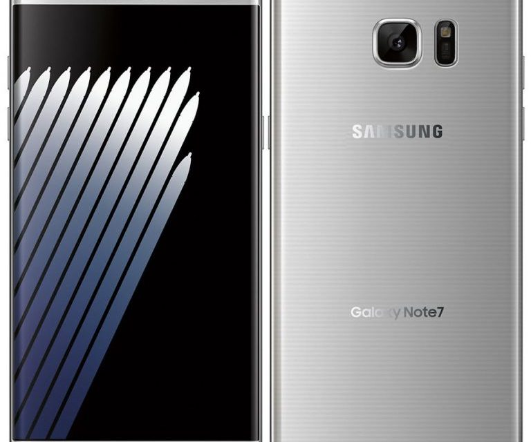 Samsung Galaxy Note7 with 5.7 inch Quad HD screen announced