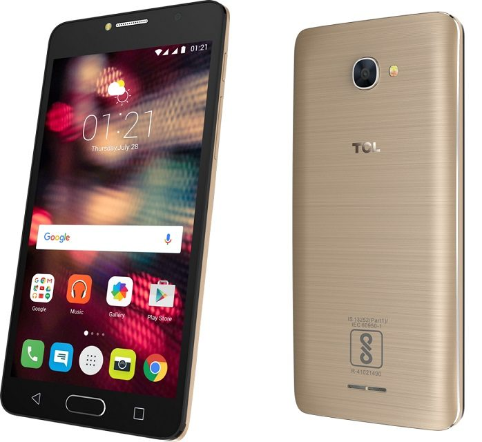 TCL 562 with 5.5 inch screen launched in India for Rs. 10,990