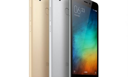 Xiaomi Redmi 3s coming to India on 3rd August