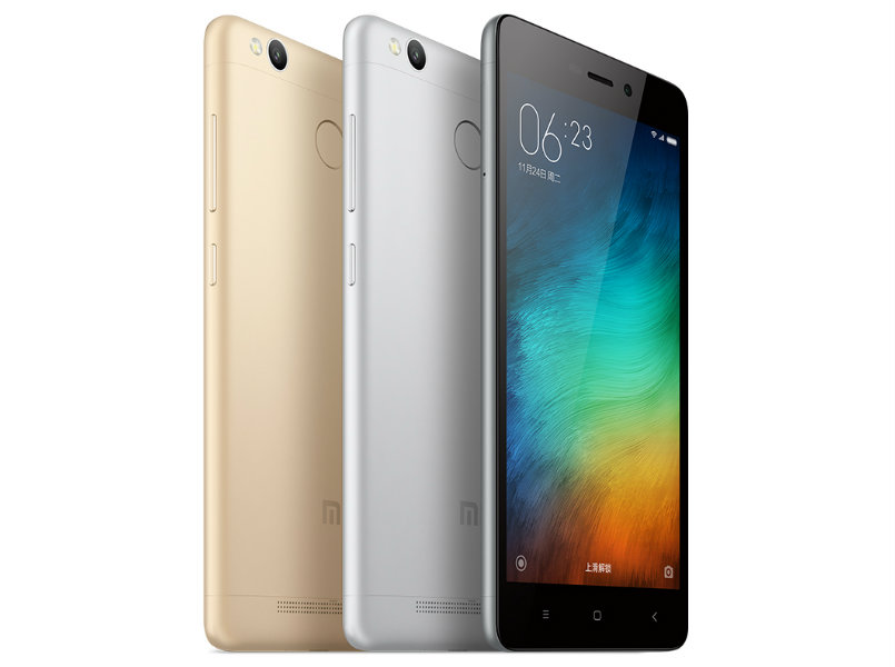 Xiaomi Redmi 3s with HD screen launching in India soon