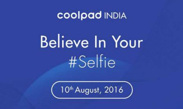 Coolpad to launch Coolpad Selfie smartphone in India on 10th August