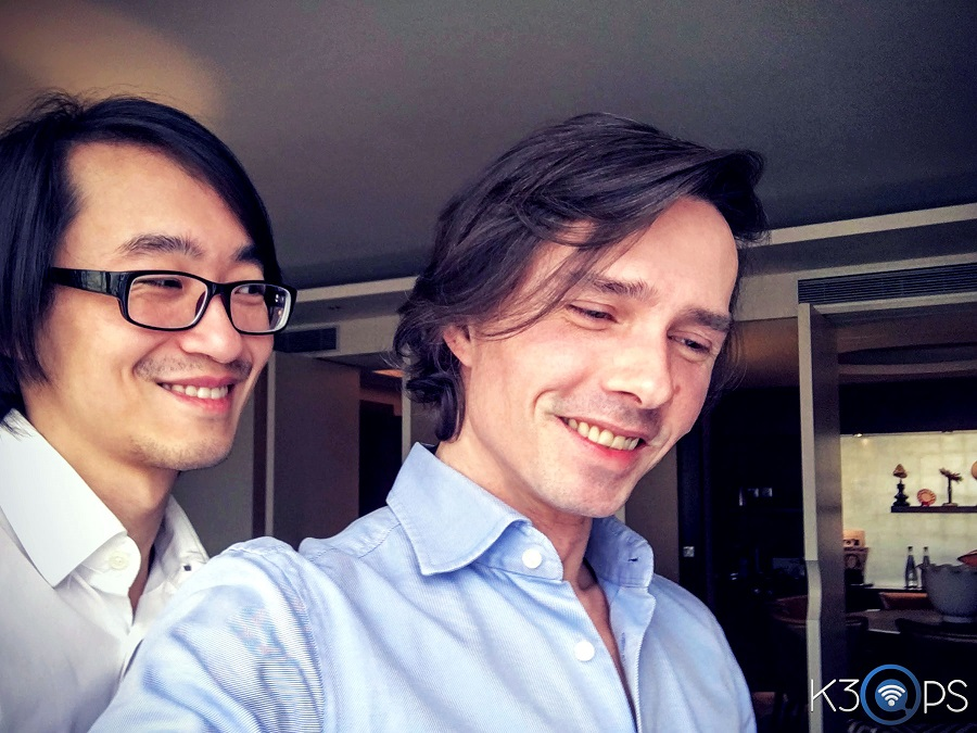 Xin WEI and Alexandre Despallieres