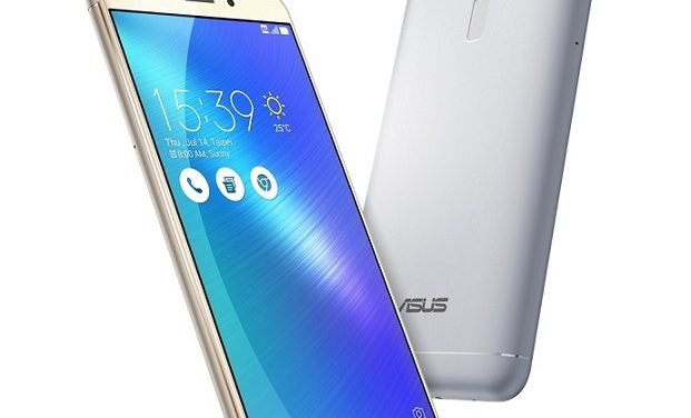 Asus Zenfone 3 Laser ZC551KL with 4GB RAM available in India for Rs. 18,999
