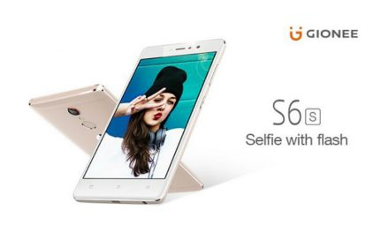 Gionee S6s with 8 MP Selfie flash camera launched in India at Rs. 17,999