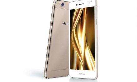 InFocus Bingo 50+ with 3GB RAM listed on company's India website